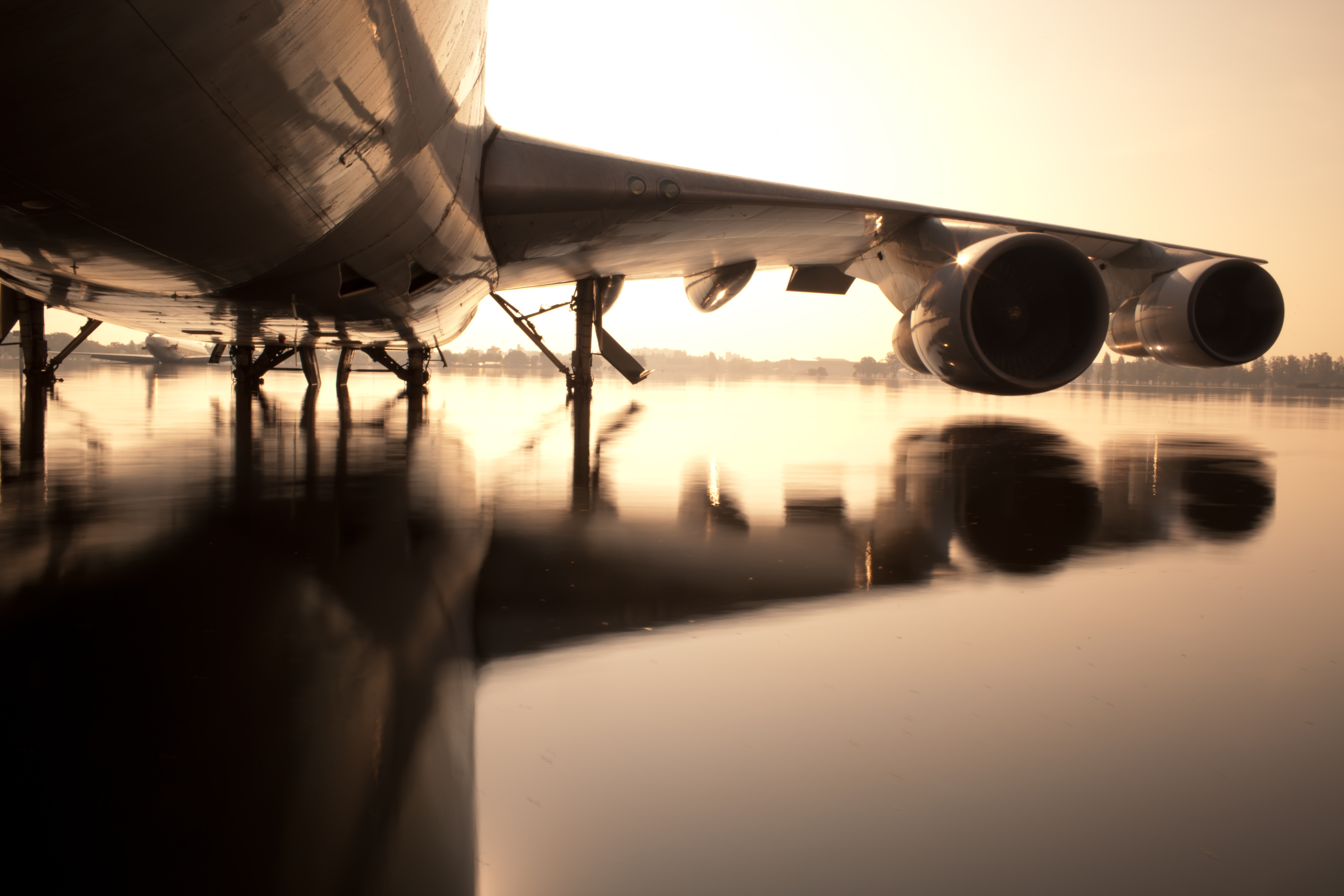 Aviation, Shipping and Road Transportation